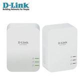 【D-Link 友訊】 DHP-601AV-P 1000M橋接器 【加碼送木夾留言小黑板】