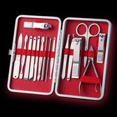 不銹鋼修剪指甲刀工具套裝家用大號成人灰指甲鉗修腳刀指甲剪 交換禮物熱銷款