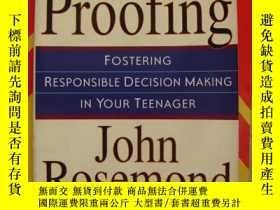 二手書博民逛書店Teen-proofing-fostering罕見respons