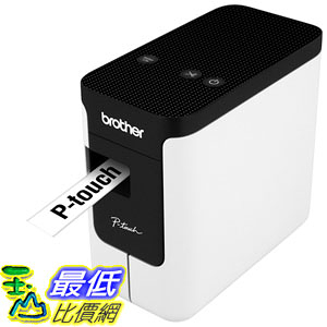[美國直購] Brother PT-P700 貼紙機 標籤機 (可印中文)  PC Connectable Label Maker for PC and MAC