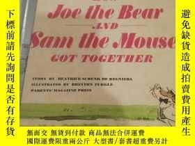 二手書博民逛書店how罕見joe the bear and sam the mo