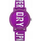 ~台南時代鐘錶Superdry ~極度乾燥美式和風文化衝擊潮流腕錶C us 系列SYL19