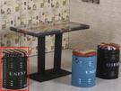 休閒桌椅 SB-424-3 美國綠水桶收納椅凳【大眾家居舘】