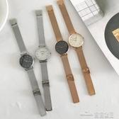手錶女極簡風手錶女學生簡約氣質韓版防水時尚大氣石英 女錶網紅抖音 當當衣閣