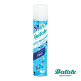 Batiste 秀髮乾洗噴劑-乾洗髮200ml (玩酷中性) Vivo薇朵