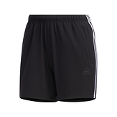 Adidas MH 1/4 SHORTS 女 黑 運動 慢跑 短褲 FT2878