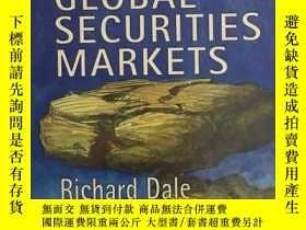 二手書博民逛書店Risk罕見and Regulation in Global S