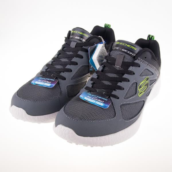 Skechers  (男) 運動系列 BURST 慢跑鞋 52104CCLM
