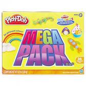 《 Play - Doh 培樂多黏土 》培樂多超級36色黏土組╭★ JOYBUS玩具百貨