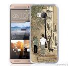 ✿ 3C膜露露 ✿【回家*立體浮雕硬殼】HTC ONE ME手機殼 手機套 保護套 保護殼