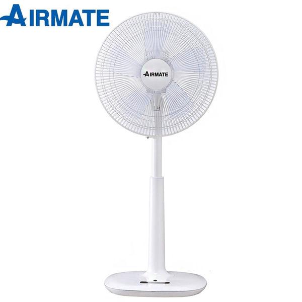 【AIRMATE艾美特】14吋DC節能 鋰電池充電式遙控立扇/方盤(FS35172B)