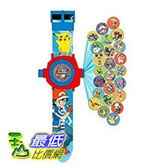 [美國直購]  OYW LED digital 24 projector Pokemon Go cartoon watch children wristwatches  兒童手錶