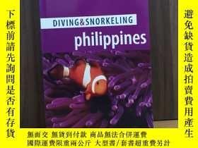 二手書博民逛書店LONELY罕見PLANET DIVING & SNORKELING PHILIPPINESY12800 Ti