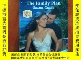 二手書博民逛書店THE罕見Family Plan Susan GableY278