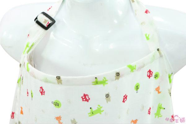 棉紗哺乳巾 / 小喵喵 / 出門哺乳多用途巾 / 大小鬆緊方便調整 /【快樂主婦】