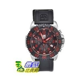[美國直購 ShopUSA] 手錶 Luminox Navy SEAL Colormark Chronograph Black Dial Black Rubber Mens Watch 3195 $13004