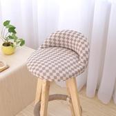 椅套 餐椅墊套裝椅套防滑酒店連體椅套椅子套飯店座椅套布藝彈力椅餐桌