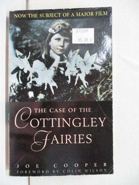 【書寶二手書T5/原文小說_BN4】The Case of the Cottingley Fairies