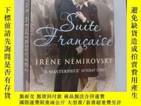 二手書博民逛書店Suite罕見Française【法蘭西組曲,伊萊娜·內米羅夫斯
