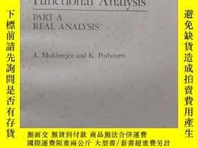二手書博民逛書店Real罕見and functional Analysis( :