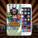 【默肯國際】DC COMIC系列iphone 6 Q版正義聯盟英雄TPU保護殼 iphone 6 4.7