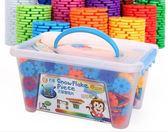 大圣雪花片積木兒童益智拼插拼裝大號2加厚3-6周歲幼兒園智力玩具·享家生活館IGO