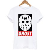 Wu Tang Clan-Ghost短袖T恤-白色t 武當派rap hip嘻哈13成人Gildan亞洲版型