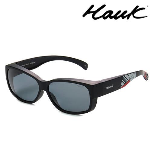 HAWK偏光太陽套鏡(眼鏡族專用)HK1004-69