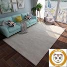 沙發茶幾地毯臥室床邊毯加厚長方形墊子【小獅子】