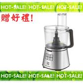 《搭贈溫控快煮壺》Electrolux EFP7804S / EFP7804 伊萊克斯 設計家系列 食物料理機 攪拌機