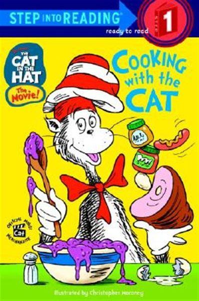 (二手書)Step into Reading Step 1: Cooking with the Cat