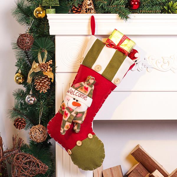 聖誕禮品28  聖誕樹裝飾品 禮品派對 裝飾 聖誕襪 禮物袋