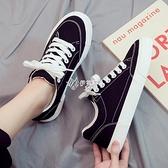 帆布鞋 春季新款韓版潮流百搭白鞋休閒潮鞋帆布板鞋小白男鞋運動布鞋