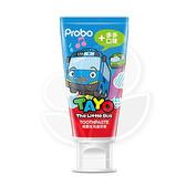博寶兒 兒童牙膏(多多口味)80g-TAYO【佳兒園婦幼館】