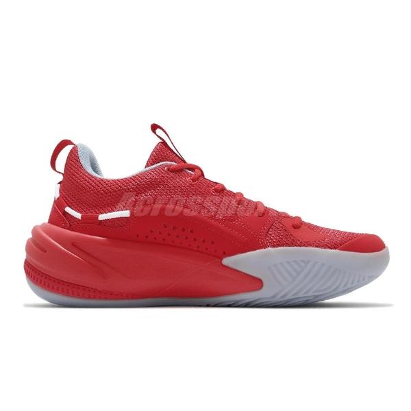 Puma 籃球鞋 RS-Dreamer Summer Hustle 紅 灰 男鞋 低筒 避震中底 饒舌歌手 J. Cole 聯名款 【ACS】 19460201