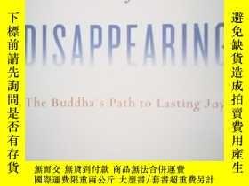 二手書博民逛書店The罕見Art of Disapearing: The Bud