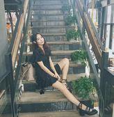 春季日系原宿洛麗塔lolita軟妹 公主鞋cos女鞋厚底系帶鬆糕娃娃鞋