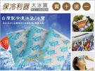 【EC0002】保冷利器-大冰寶(保冷劑)15*20冰磚冰袋母乳袋發燒消腫