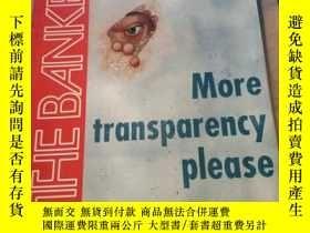 二手書博民逛書店THE罕見BANKER MAY 1999Y21714 出版1999