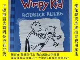 二手書博民逛書店Diary罕見of a Wimpy Kid : Rodrick