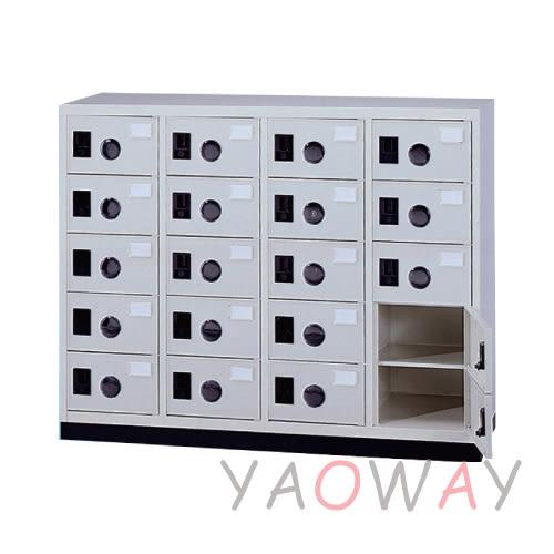 【耀偉】DAHFU大富 K多用途20門鞋櫃SY-K-3031A