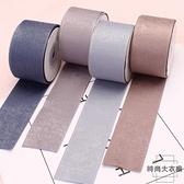 厚款發飾絲帶手工DIY材料鮮花禮品包裝緞帶雙面絨帶【時尚大衣櫥】
