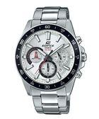 附台灣卡西歐保卡才是公司貨【時間光廊】CASIO 卡西歐 EDIFICE 三眼計時錶 全新 EFV-570D-7A
