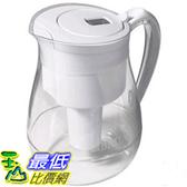 (獨家推薦)Brita 新型濾水壺(新款或舊款圓形濾心都通用) (含1組濾心)- 美國暢銷