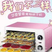 220V干果機家用食品烘干機水果蔬菜寵物食物脫水風干機小型果干機WD 電購3C