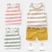 兒童背心 竹節棉小背心純棉新款夏季童裝兒童寶寶小童T恤薄款莎瓦迪卡