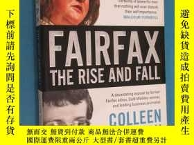 二手書博民逛書店FAIRFAX罕見THE RISE AND FALL COLLE
