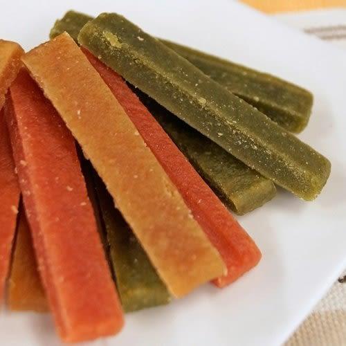 【五折活動】*KING WANG*DoggyMan《犬用健康低脂野菜軟雞肉條》420g 狗零食