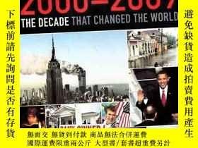 二手書博民逛書店LIFE:2000-2009罕見THE DECADE THAT