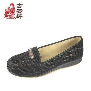 布鞋 新款女鞋